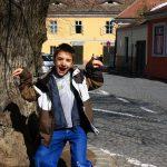 Geocaching la Sibiu