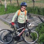Piatra Craivii şi Cheile Turcului cu bicicletele