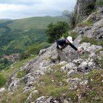 Geocaching pe Bulzu din Geoagiu de Sus