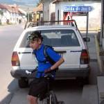 la Iezerul Ighiel şi Poiana Ascunsă cu biclele
