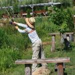 la pescuit la Luncani