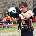 Cozia MTB 2015, tura junior