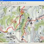 Mountainbike, GPS şi track-uri