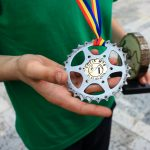 Cozia MTB 2016, tura junior